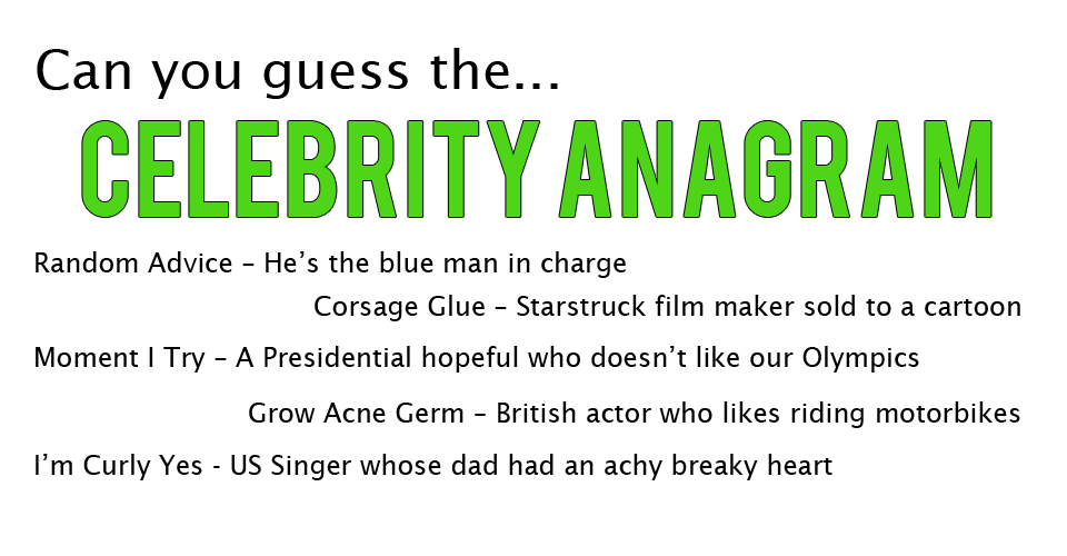 celebrity-anagram